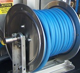 Hose Reel - Water - Live Fresh Water Fill