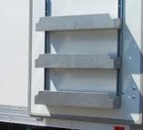 Shelves - Rear Door