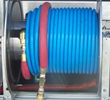 Hose Reel - Water - Live Solution