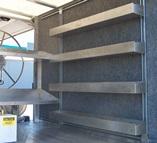 """Shelves - 48"""" Side Wall"""