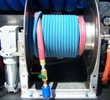 Hose Reel - Water - Live Electric
