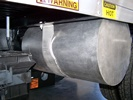 STAINLESS STEEL SILENCER WRAP