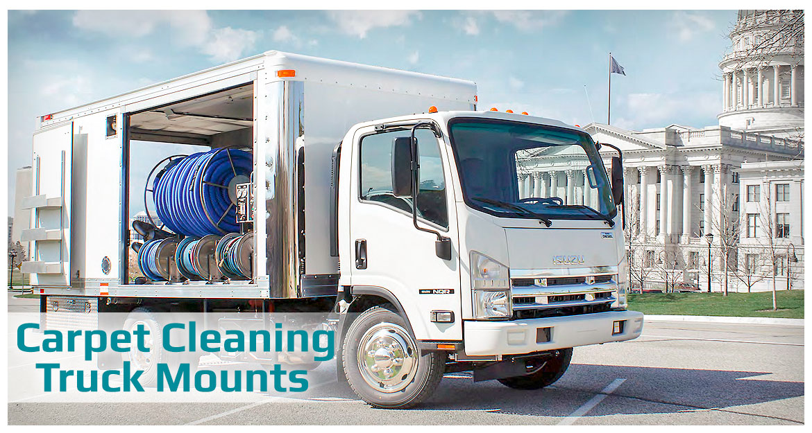 Carpet Cleaning Truck Mounts Aero Tech Manufacturing Designs And